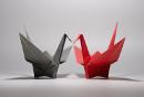 Origami, Foto: Bobo Ling, Fotolia.com
